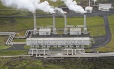 Las Pailas geothermal energy plant at Rincon de la Vieja Volcano, Costa Rica