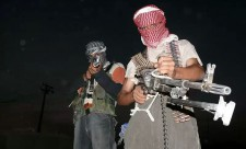ISIS fighters in Iraq. (Wikimedia Commons)