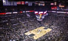 San Antonio Spurs AT&T  Center., Wikimedia Commons